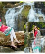 Bashir Ahmad Textiles Single Shirts Collection 2015 For Women 005