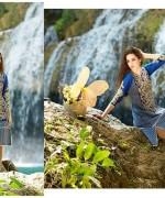 Bashir Ahmad Textiles Single Shirts Collection 2015 For Women 007
