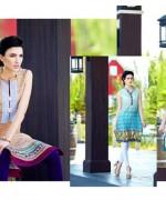 Bashir Ahmad Textiles Single Shirts Collection 2015 For Women 008