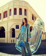 Elan Lawn Collection 2015 By Khadija Shah 004