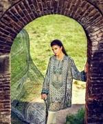 Elan Lawn Collection 2015 By Khadija Shah 007
