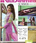 Gul Ahmed Lawn Collection 2015 Volume 1 For Women 0013