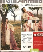 Gul Ahmed Lawn Collection 2015 Volume 1 For Women 0014