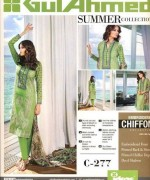 Gul Ahmed Lawn Collection 2015 Volume 1 For Women 002