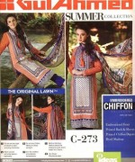 Gul Ahmed Lawn Collection 2015 Volume 1 For Women 0022