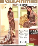 Gul Ahmed Lawn Collection 2015 Volume 1 For Women 003