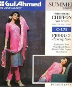 Gul Ahmed Lawn Collection 2015 Volume 1 For Women 006
