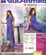 Gul Ahmed Lawn Collection 2015 Volume 1 For Women 007