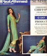 Gul Ahmed Lawn Collection 2015 Volume 1 For Women -015