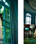 HSY Lawn Collection 2015 By Ittehad Textiles