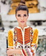 Ittehad Textiles Crystal Lawn Collection 2015 For Women 002