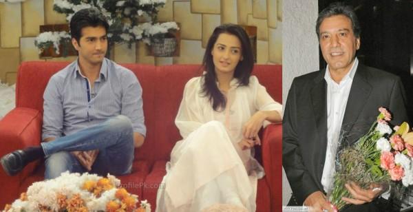 Javed Sheikh family