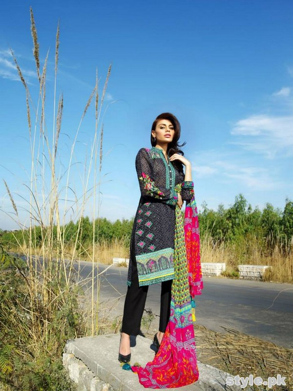 Khaadi Lawn Dresses 2015 For Summer 6