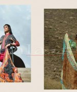 Lala Tetiles Madham Embroidered Lawn Collection 2015 For Women 002