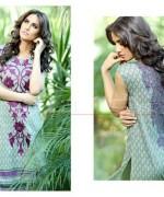 Lala Textiles Sana & Samia Collection 2015 Volume 2 For Women 0010