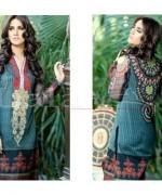 Lala Textiles Sana & Samia Collection 2015 Volume 2 For Women 0014