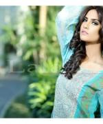 Lala Textiles Sana & Samia Collection 2015 Volume 2 For Women 002