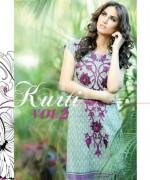 Lala Textiles Sana & Samia Collection 2015 Volume 2 For Women