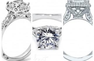 Latest Designs Of Tacori Engagement Rings 2015 001