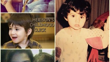 Mahira Khan childhood and her son