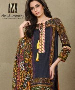 Mausummery Lawn Collection 2015 Volume 1 For Women 001