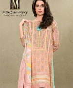 Mausummery Lawn Collection 2015 Volume 1 For Women 0012