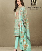 Mausummery Lawn Collection 2015 Volume 1 For Women 0013