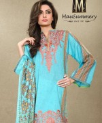 Mausummery Lawn Collection 2015 Volume 1 For Women 0017