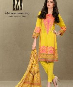 Mausummery Lawn Collection 2015 Volume 1 For Women 0018