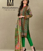 Mausummery Lawn Collection 2015 Volume 1 For Women 0019