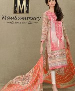 Mausummery Lawn Collection 2015 Volume 1 For Women 0022