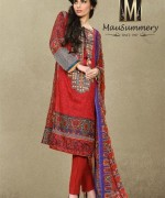 Mausummery Lawn Collection 2015 Volume 1 For Women 007