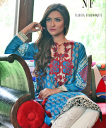 Nadia Farooqui Spring Collection 2015 For Women 0012