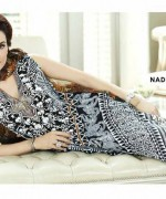 Nadia Hussain Lawn Collection 2015 By Shariq Textiles 0011