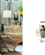Nadia Hussain Lawn Collection 2015 By Shariq Textiles 0012