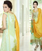 Nadia Hussain Lawn Collection 2015 By Shariq Textiles 0014
