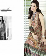 Nadia Hussain Lawn Collection 2015 By Shariq Textiles 003