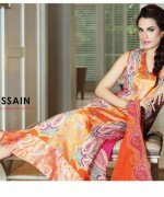 Nadia Hussain Lawn Collection 2015 By Shariq Textiles 006