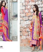 Nadia Hussain Lawn Collection 2015 By Shariq Textiles -08