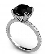 New Designs Of Black Diamond Rings 2015 0016