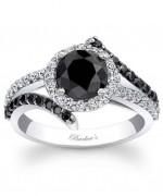 New Designs Of Black Diamond Rings 2015 004