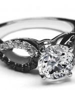 New Designs Of Black Diamond Rings 2015 006