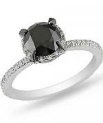 New Designs Of Black Diamond Rings 2015 009
