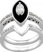 New Designs Of Black Diamond Rings 20150020