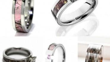 New Designs Of Camo Wedding Rings 0015