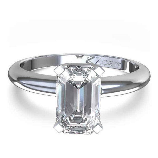 new designs of emerald cut engagement rings 2015 style pk