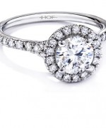 New Designs Of Halo Engagement Rings 2015 001