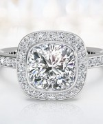 New Designs Of Halo Engagement Rings 2015 0013