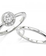 New Designs Of Halo Engagement Rings 2015 004