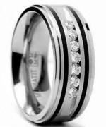 New Designs Of Men Wedding Rings 001